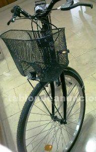 Bicicleta ruda de 28 nueva de doble barra