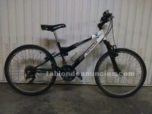 Bicicleta top bike 24 pulgadas para reparar
