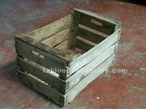 Cajas antiguas de madera