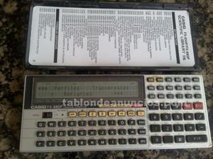 Calculadora casio fx880p