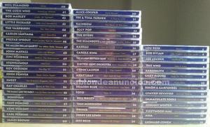 Cd,s colección rock altaya