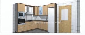 Cocina completa electrodomesticos teka posot class for Cocinas completas con electrodomesticos