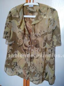 Conjunto blusa y falda para boda o acontecimiento familiar