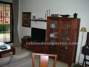 Conjunto mueble salon + mesa y sillas comedor