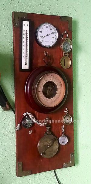 Diferentes aparatos de medir
