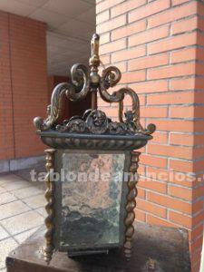 Farol de bronce