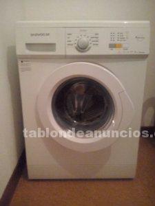Lavadora carrefour home hlf105apw 12 nueva posot class for Mueble lavadora carrefour