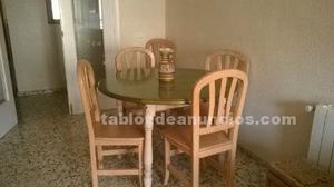 Mesa con 6 sillas - urge vender