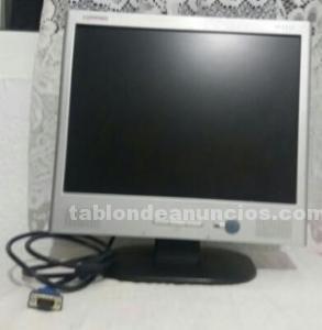 Monitor de ordenador compaq fp