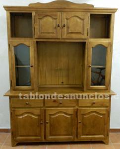 Mueble madera