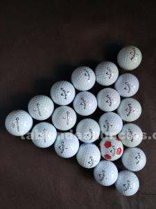 Pelotas de golf primeras marcas