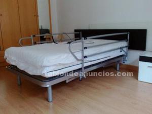 Se vende cama articulada electrica en garantía