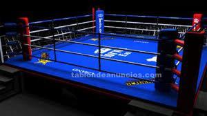 Se vende ring de boxeo, full, kick......