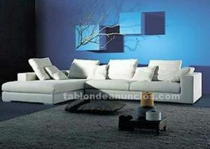 Sofa chaise longe diseño de tema v.