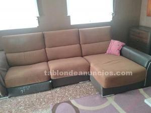 Sofa rinconera con arcón