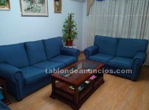 Sofas de 2 y 3 plazas semi nuevos