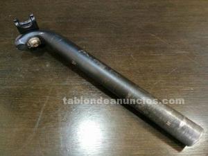 Tija de sillín kalloy aluminio 27,2mm