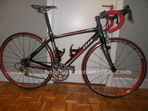 Vendo bicicleta de carretera bh carbon series
