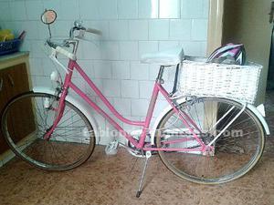 Vendo bicicleta para chica