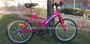 Vendo bicicletas de montaña de 20 y 24