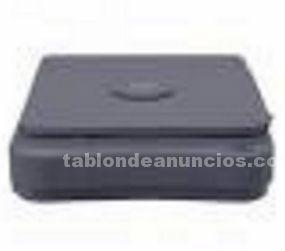 Vendo fotocopiadora portátil, impresora laser y scaner