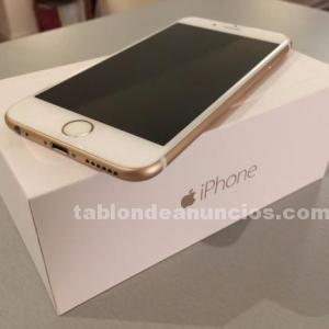 Vendo iphone 6 gold 16gb