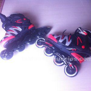 Vendo patines en linea nuevos marca boomerang