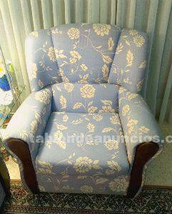 Vendo sofá tresillo (3 plazas) + sofá individual