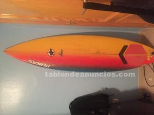 Vendo tabla de surf pukas 6.2