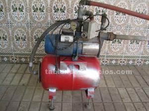 Venta de motor para extracción de agua.