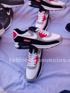Zapatillas sin usar varias tallas y modelos