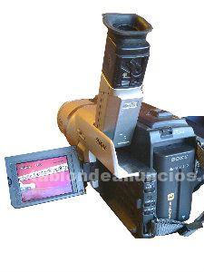 Cámara de video,sony dsc-trv123e,