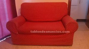 Conjunto sofás cama 3+2