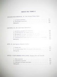 Granada (editorial andalucía) de 4 tomos