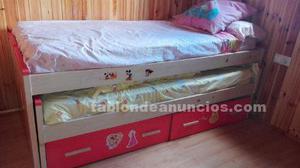 Habitacion niña infantil