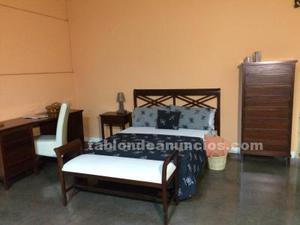 Liquidación de muebles de madera de verdad