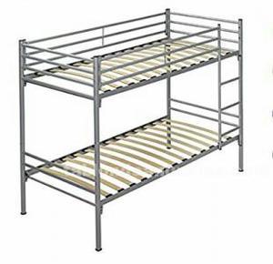 Litera metálica desmontable en 2 camas