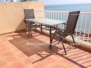 Mesa y 4. sillas de terraza y jardin