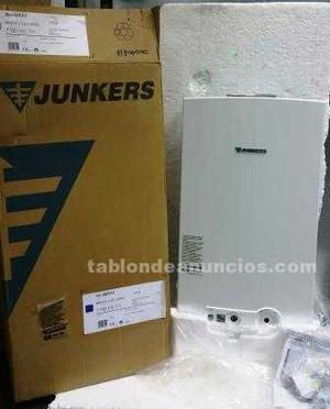 Oferta calentador de gas junkers - nuevo a estrenar