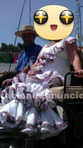 Traje de flamenca por 80€