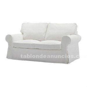 Vendo 2 sofas de 2 plazas