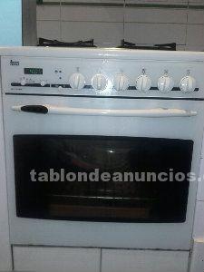 Vendo horno - teka ht 720 blanco
