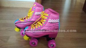 Vendo patines soy luna