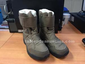 Botas de travesía quechua junior