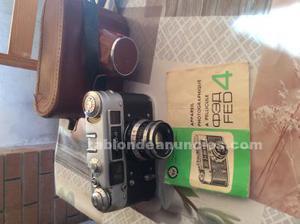 Cámara fotografía
