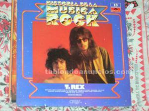 Lp: historia de la musica rock