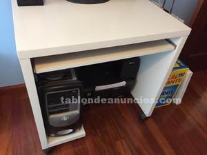 Mesa para ordenador o escritorio
