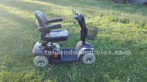 Moto electrica movilidad reducida invacare