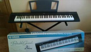 Piano/teclado yamaha np 30