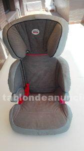 Se vende silla infantil homologada grupos 2-3